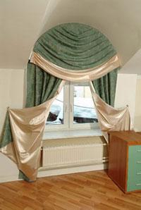 gardinenvorschl ge vorh nge f r gro e fenster designer vorhange gardinen gestaltung. Black Bedroom Furniture Sets. Home Design Ideas