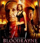 "The Passion of the vampire (subject to review: thin. Film ""BloodRayne» (BloodRayne))"