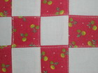 "School Quilt. Lesson 7. ""Checkerboard pattern"""