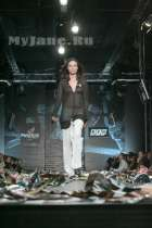 Юлія Миколаєва на Russian Fashion Week. Сезон весна-літо 2007